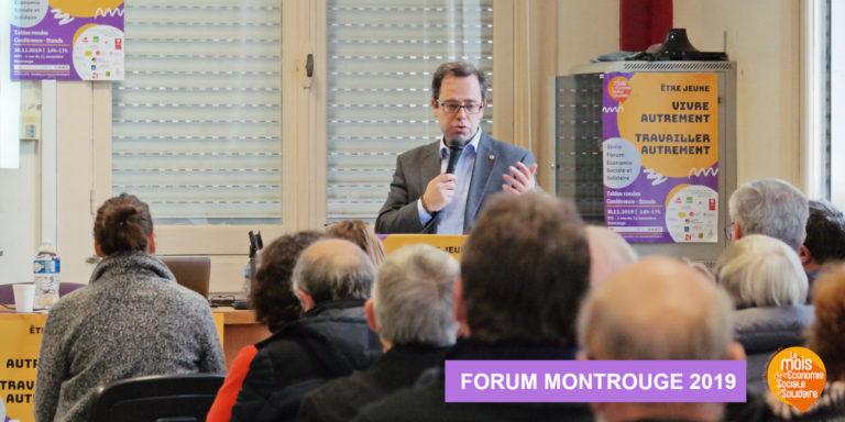 Ouverture du Forum 2019