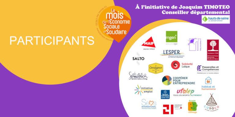 Forum 2019 - Les participants